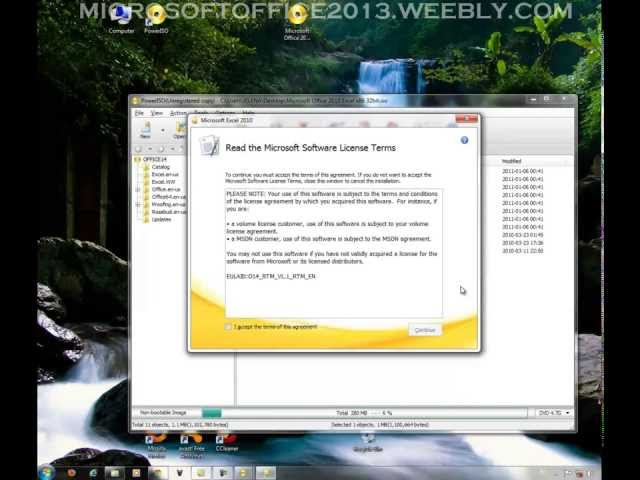 Download Microsoft EXCEL 2010 for Free - How to install ...