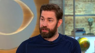 "John Krasinski on hating horror movies, why he made ""A Quiet Place"""