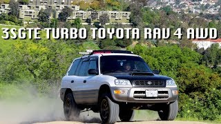 TOYOTA TUESDAY ft Bob 1998 RAV 4 3SGTE TURBO 4WD | MUST WATCH!