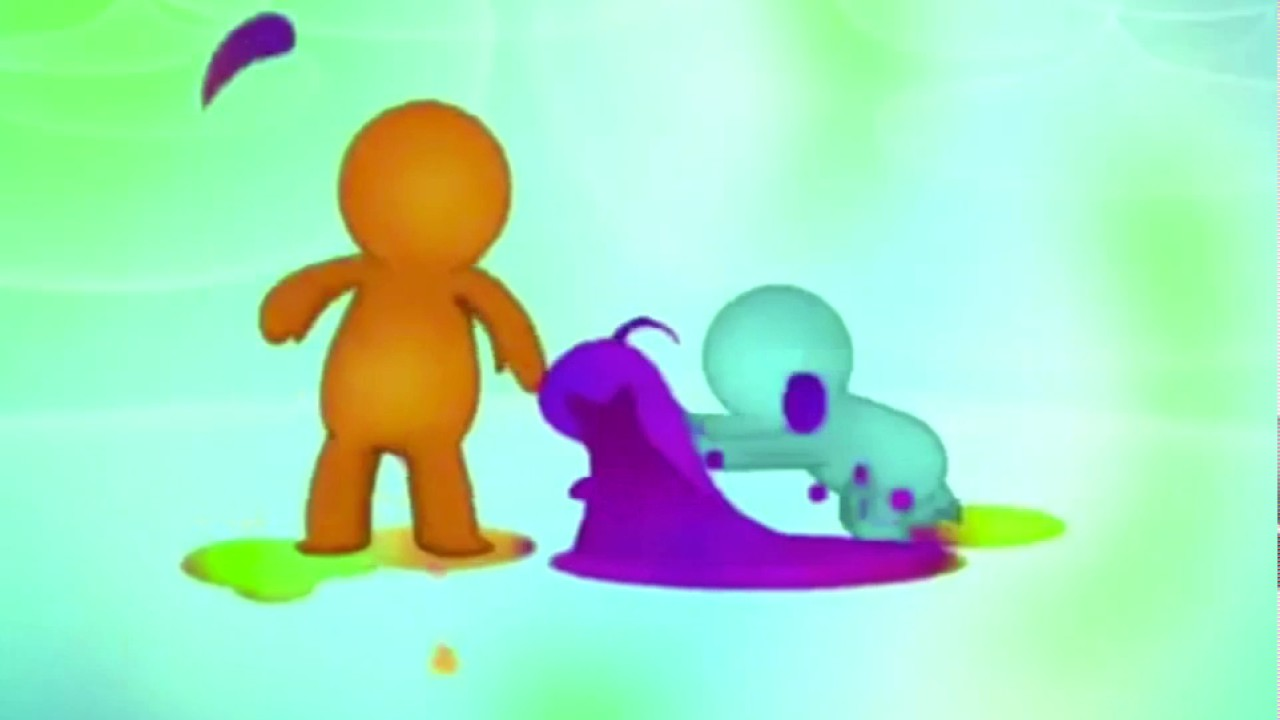 Nick jr productions logo 2008