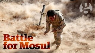 Video: Battle For Mosul, Iraq - The Guardian
