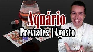 Aquário Agosto 2019 - Sem Mucuvuco
