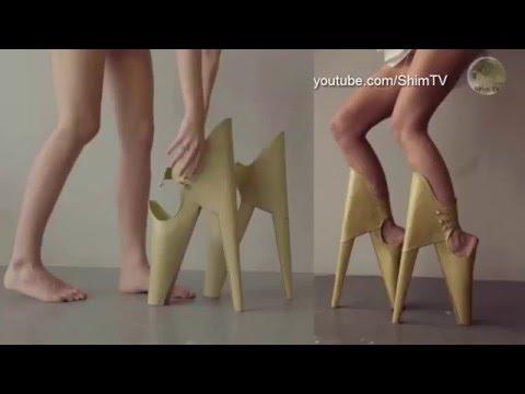Топ: самая смешная и странная обувь в мире #2 The most funny and strange shoes in the world