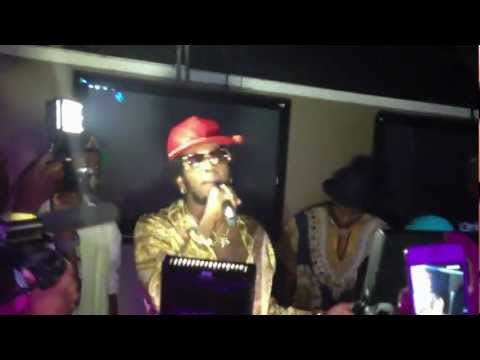 Trinidad James Turnt Up Indie Fest 2012
