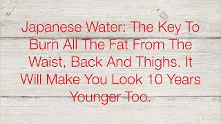 Look 10 Years Younger II How to Lose Weight  Fast Naturally At Home II WOW Natural Remedies