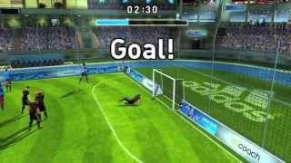 miCoach Soccer / Footbol - Adidas - Gameplay Video  - iPhone / iPod Touch / iPad