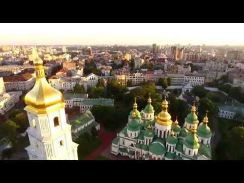 FLYPRO21: аэросъемка Киева