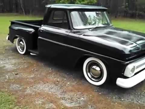 Rat Rod 64' Chevy C10 Truck Stepside - Chevrolet C 10