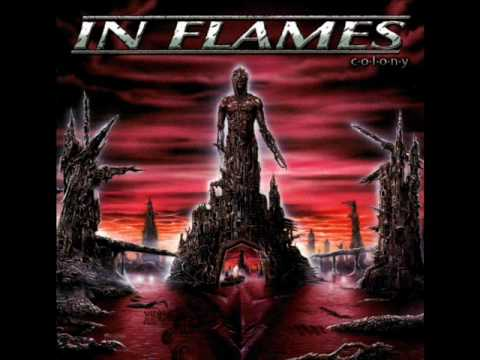 In Flames - Pallar Anders Visa