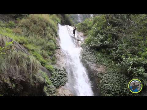 Canyoning & Canyoneering With Paddle Nepal At Jalberi Canyon video