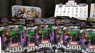 Marvel 500 Series 6 Mystery Blind Bag Super Heroes