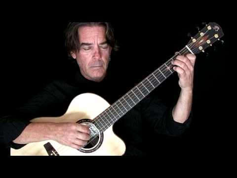 Amazing Grace - Fingerstyle Guitar Cover - Michael Chapdelaine...