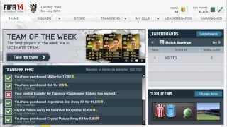 الحلقة الثانية - فيفا 14 تفتيح بكجات لاعبين +84 | FIFA 14 Pack opening