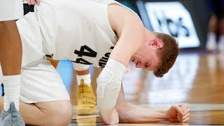 Purdue C Isaac Haas to Miss Rest of NCAA Tournament   Stadium