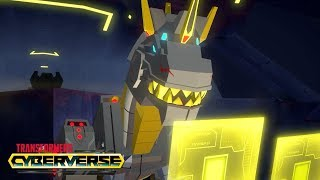 'King of the Dinosaurs' 🦖 Episode 15 - Transformers Cyberverse - NEW SERIES
