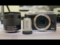 Canon EOS M6 - First Look
