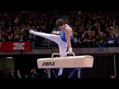 Kuksenkov takes 2nd in 2012 American Cup - from Universal Sports
