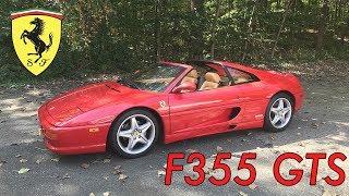 Ferrari F355 GTS Test Drive