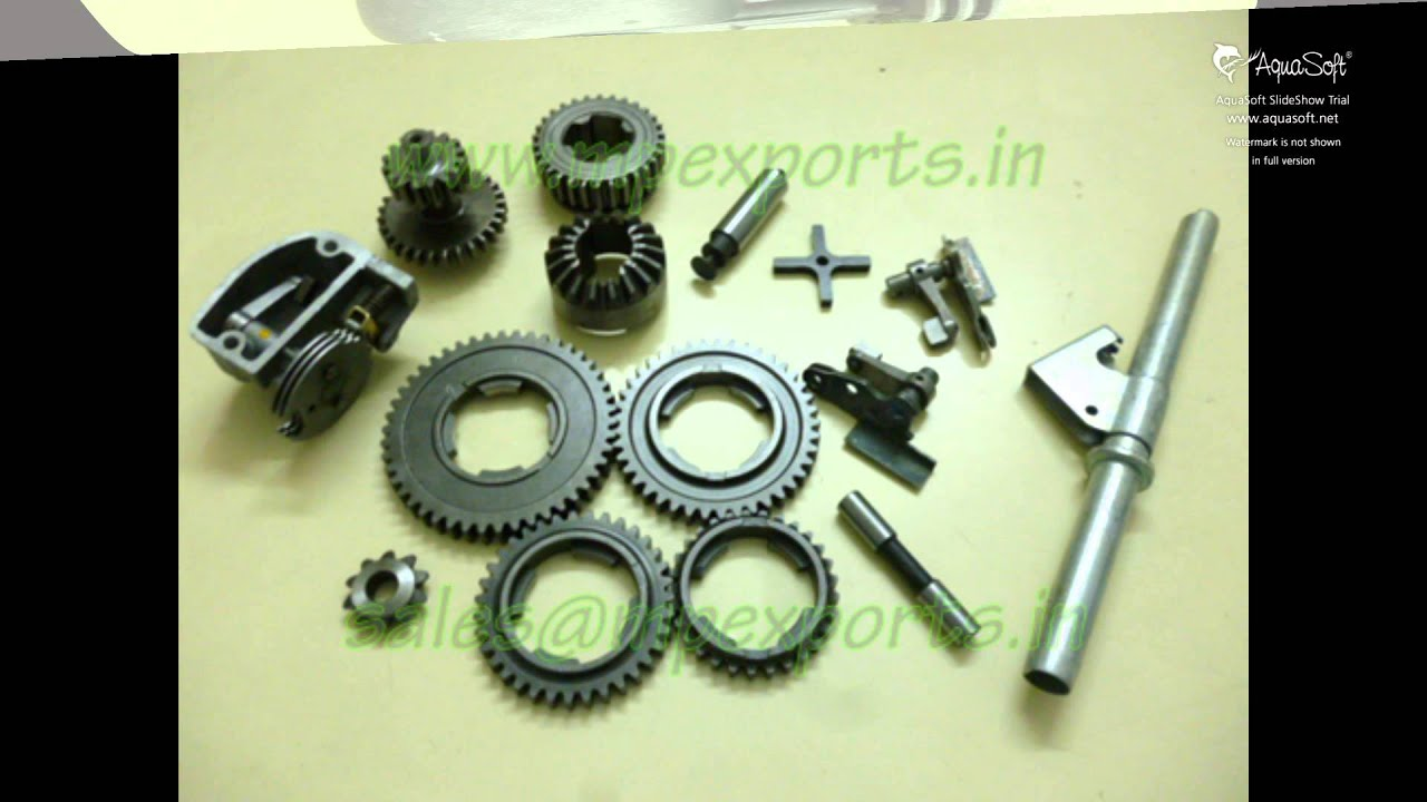 Tuk Tuk Gear Spares Auto Rickshaw Mp Exports Youtube