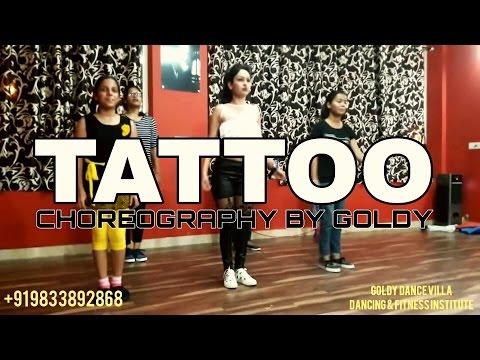 Tattoo abcd 2 by goldy dance villa girls beginner batch