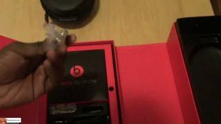 Fake Studio Beats by Dr Dre from Monster Unboxing & Review
