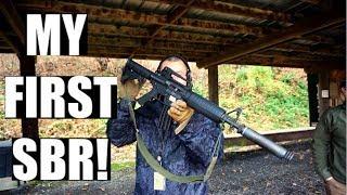 Affordable Colt Commando Clone!