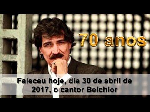 Faleceu hoje, dia 30 de abril de 2017, o cantor Belchior thumbnail