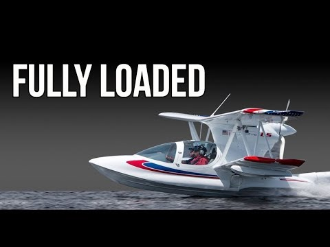 Super Petrel  Light Sport Seaplane