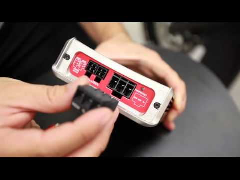 Bagger Nation Amp Installation - Video #3