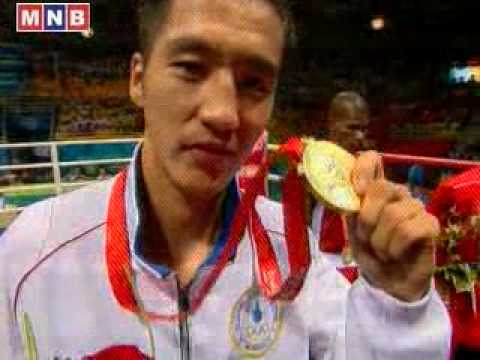 Mongolian second Gold Medal