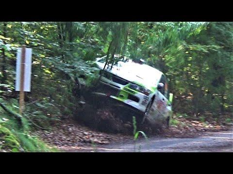 52. AvD Sachsen Rallye 2018  |  CRASHS & MISTAKES