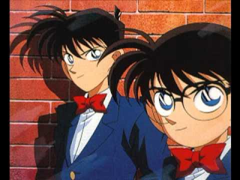 Mit aller Kraft [Theme song] - Detektiv Conan