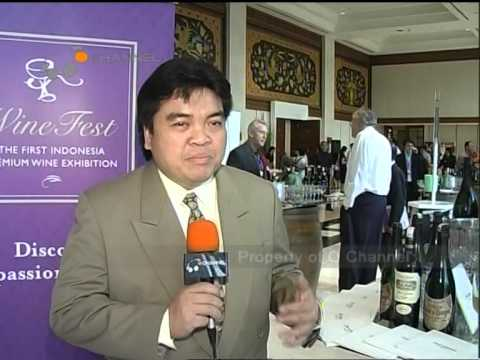 The First Indonesian Wine Festival