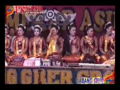 PS Mania Purwakarta Jaipong DADANG GBER Kembang Gadung di Sukasari 18Jan2017