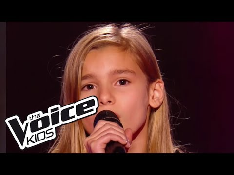The Voice Kids 2016 | Romane – Call Me (Blondie) | Blind Audition