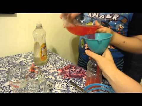Bubble Experiment Gag Reel