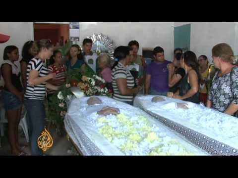 Brazilian anti-logging activist shot dead