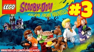 LEGO® Scooby-Doo Haunted Isle - iOS / Android Gameplay Video - PART 3 COMPLET