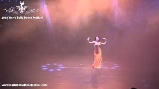 2015 World Belly Dance Festival, Closing Gala Performance by Alida Lin