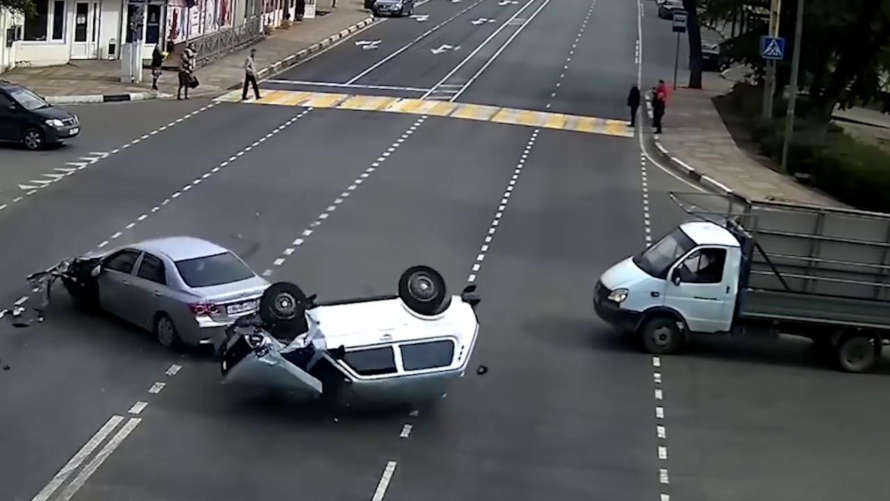 Аварии на видеорегистратор июль 2018 новое смотреть