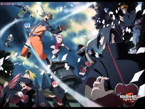 Naruto Shippuuden: Road To Ninja- My Name(extended) video