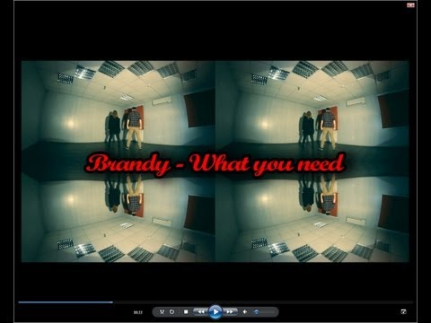 Brandy - What you need || Hip Hop by Maria Tiunina & @Sashka_Putilov || 2013