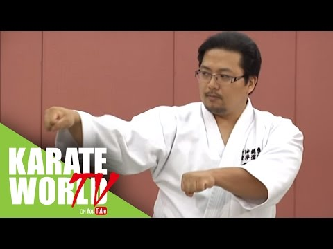 TOMARI-TE Seminar Introduction to Naihanchi Image 1