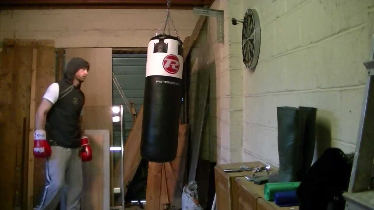 Heavy Bag Workout Amateur Boxing Youtube