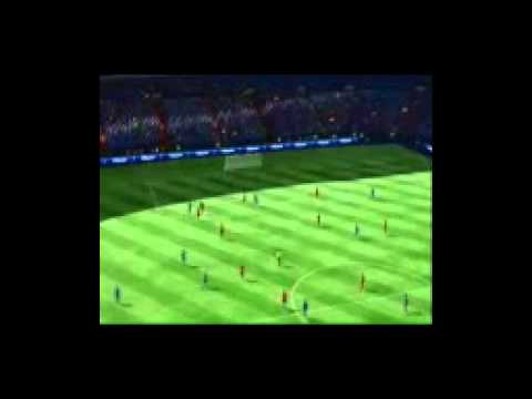 Nurnberg - VfB Stuttgart 0-2 Highlights 29.09.2012 fifa gameplay