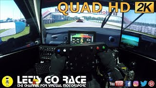 Let's GO RACE - THE CHANNEL FOR VIRTUAL MOTORSPORT   OFFICIAL TRAILER