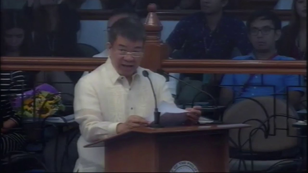 Senate adopts resolution expressing condolences on death of Angara