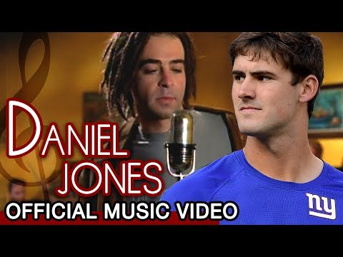 Daniel Jones: A Song for Giants Fans (Official Music Video) | The Ringer