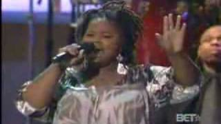 sundays best with fred hammond - dance like david danced (When the spirit of the lord).flv