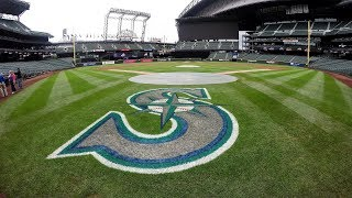 Safeco Field Seattle Mariners Baseball Stadium Tour  (Behind the Scenes) (4K)